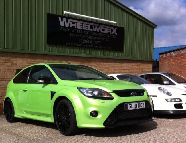 WheelWorx Colchester