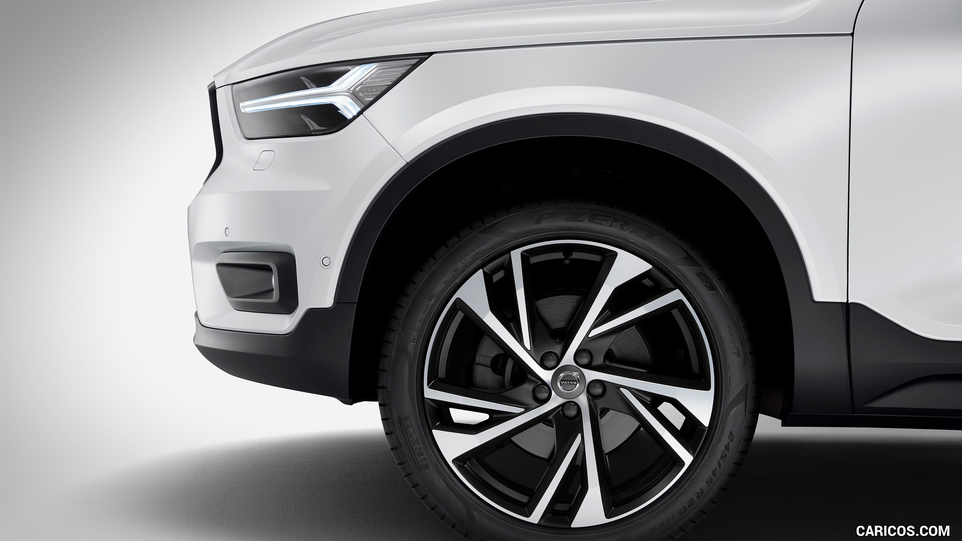 Volvo Alloy Wheels