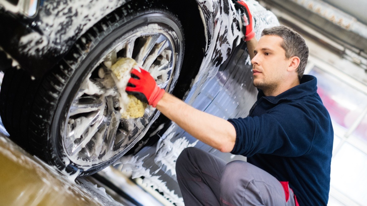 Maintenance of Alloy Wheels