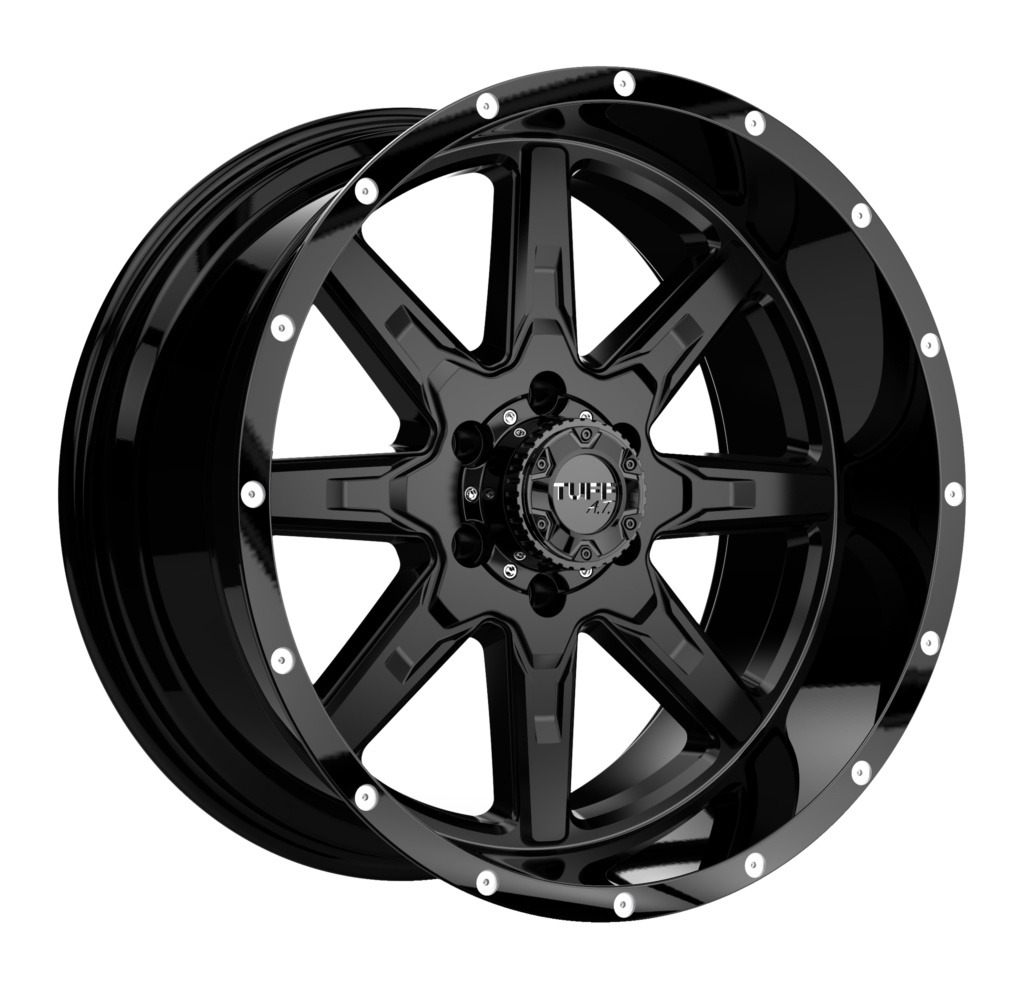 Blackout Alloy Wheels