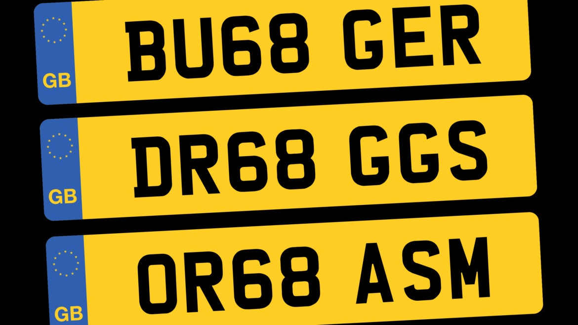 Banned 19 Number Plates